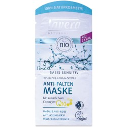 15 x Basis sensitiv - maschera antirughe q10