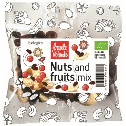 15 x Nuts and fruits mix