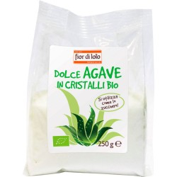 Dolce agave in cristalli