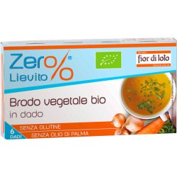 Brodo vegetale in dadi