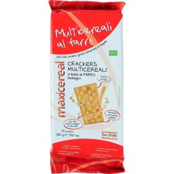 Crackers multicereali