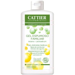 Gel espumoso familiar - bagnodoccia gel