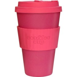 Pink'd - ecotazza in bambù da 400 ml